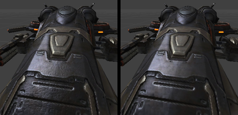 Normal Map Modeling Polycount
