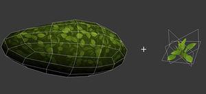 Foliage - polycount